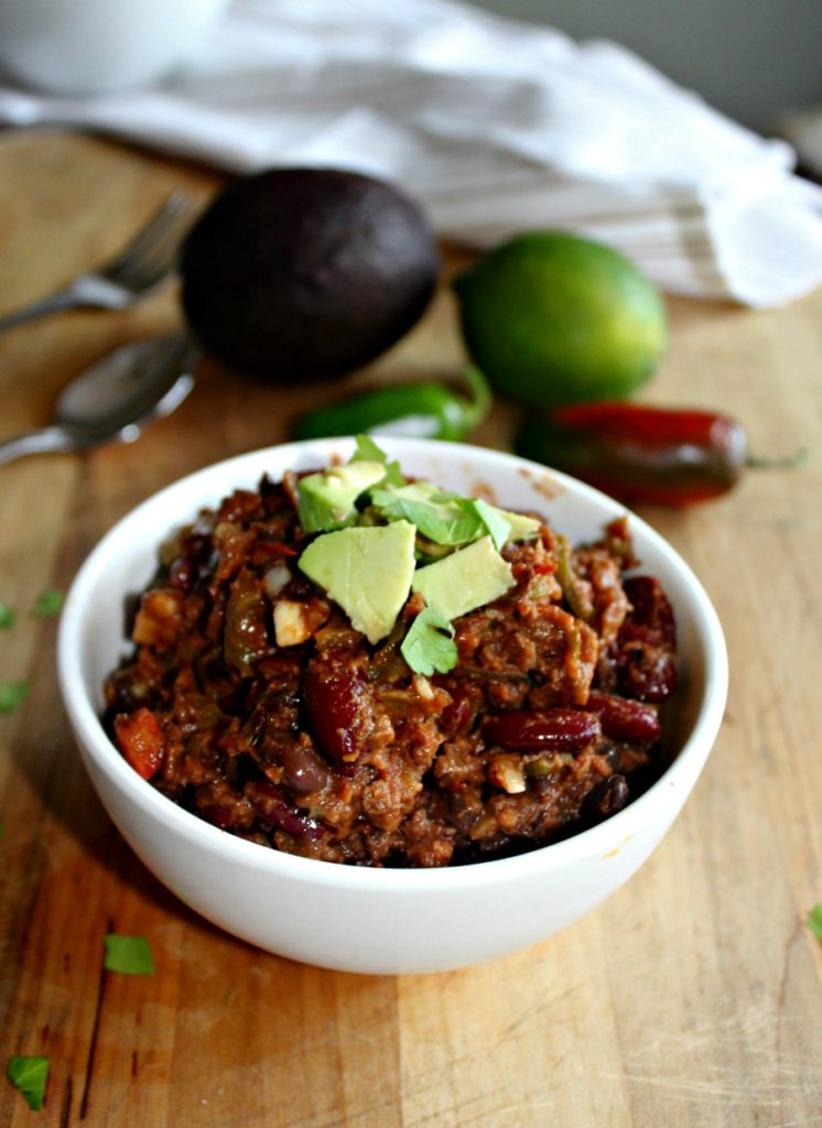 Quick and Easy Chili - Simple And Savory