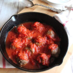 eggplant meatballs simple and savory