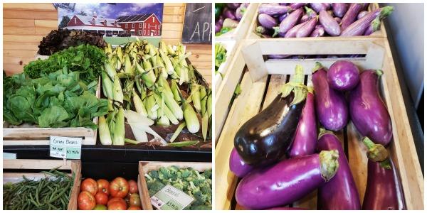 produce at profeta farm market