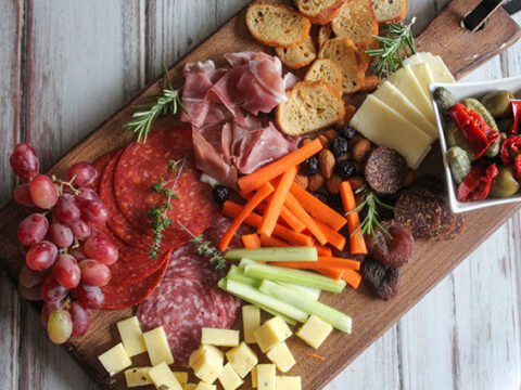 How To Build A Healthy Charcuterie Board Simple And Savory