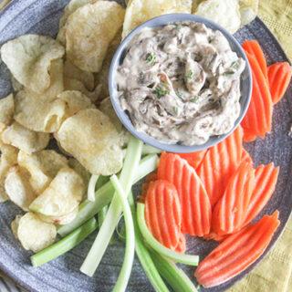 Greek Yogurt Onion Dip
