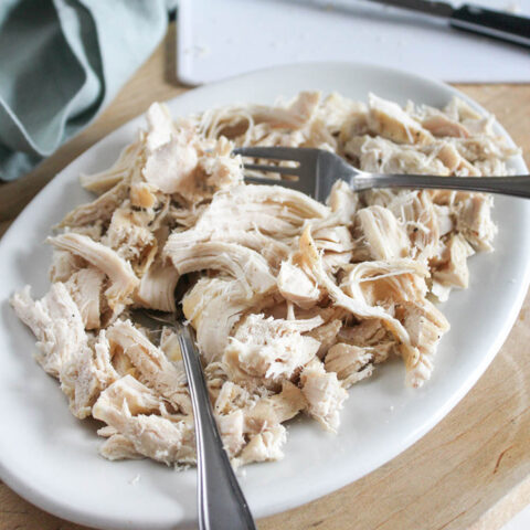 The Best Way To Cook Shredded Chicken